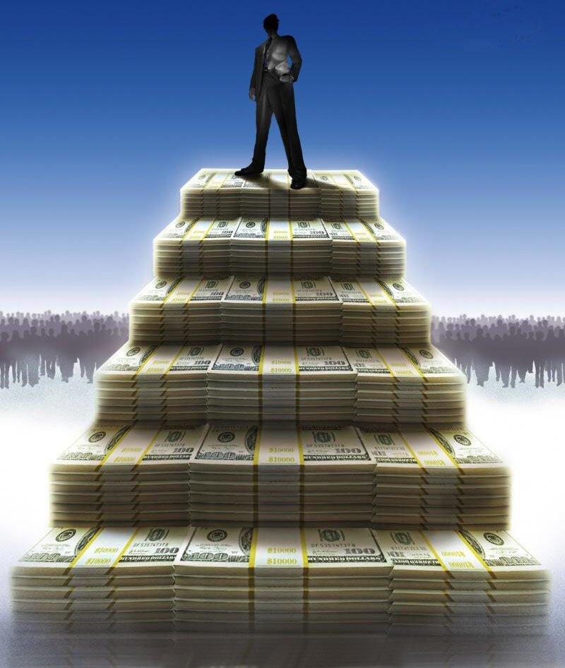 Финансовые пирамиды Во времена